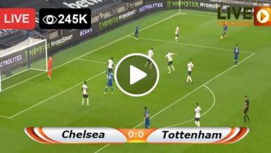 Photo of Chelsea vs Tottenham Club Friendly LIVE Football Score 04/08/2021