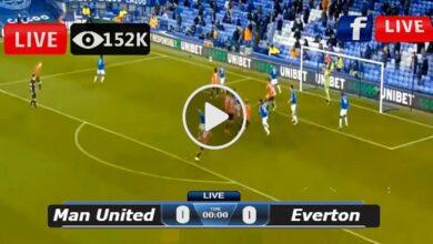 Photo of Manchester United vs Everton LIVE Football Score 07/08/2021