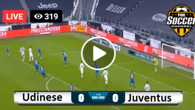 Photo of Udinese vs Juventus Serie A LIVE Football Score 22/08/2021