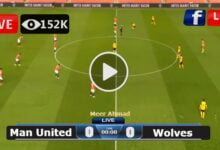 Photo of Manchester United vs Wolverhampton Premier League LIVE Football Score 29/08/2021