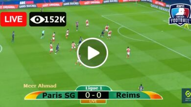Photo of Paris SG vs Reims Ligue 1 LIVE Football Score 29/08/2021