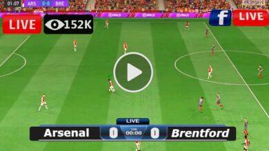 Photo of Arsenal vs Brentford Premier League LIVE Football Score 13/08/2021