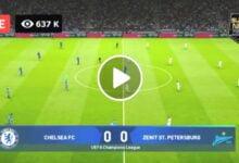 Photo of Chelsea vs Zenit Champions League LIVE Football Score 14 Sept 2021