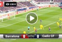 Photo of Barcelona vs Cadiz CF LIVE Football Score 23/09/2021