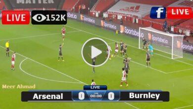 Photo of Arsenal vs Burnley Premier League LIVE Football Score18/09/2021