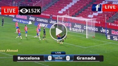 Photo of Barcelona vs Granada Laliga LIVE Football Score 20/09/2021