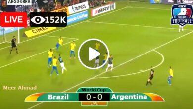 Photo of Brazil vs Argentina World Cup LIVE Football Score 05/09/2021