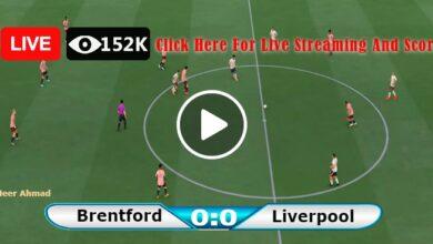 Photo of Brentford vs Liverpool Premier League LIVE Football Score 25/09/2021