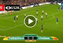 Photo of Tottenham vs Chelsea Premier League LIVE Football Score 19/09/2021