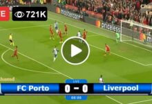 Photo of FC Porto vs Liverpool UEFA Champions League LIVE Football Score 28/09/2021