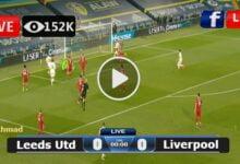 Photo of Leeds United vs Liverpool Premier League LIVE Football Score 12/09/2021