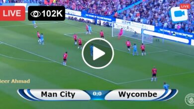 Photo of Manchester City vs Wycombe  EFL Cup LIVE Football Score 21/09/2021