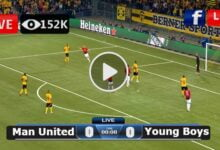 Photo of Manchester United vs Young Boys Champions League LIVE Football Score 14/09/2021
