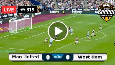 Photo of Manchester United vs West Ham EFL Cup LIVE Football Score 22/09/2021