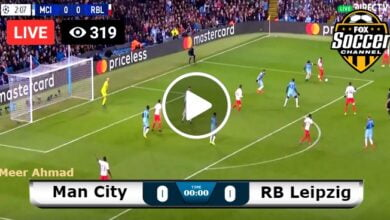 Photo of Manchester City vs RB Leipzig UEFA Champions League LIVE Football Score 15/09/2021