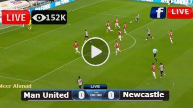 Photo of Manchester United vs Newcastle United Premier League LIVE Football Score 11/09/2021
