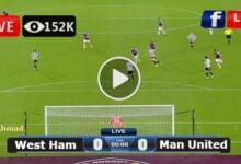Photo of West Ham vs Manchester Utd Premier League LIVE Football Score 19/09/2021