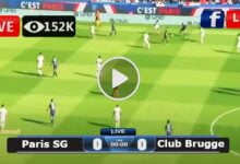 Photo of Paris SG vs Club Brugge Champions League LIVE Football Score 15/09/2021