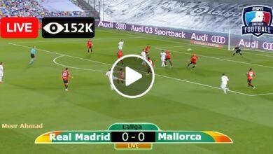 Photo of Real Madrid vs RCD Mallorca  LaLiga LIVE Football Score 22/09/2021
