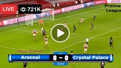 Photo of Arsenal vs Crystal Palace Premier League LIVE Football Score 18/10/2021