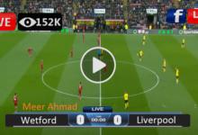 Photo of Watford vs Liverpool Premier League LIVE Football Score 16/10/2021