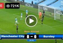 Photo of Manchester City vs Burnley Premier League LIVE Football Score 16/10/2021
