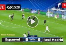 Photo of Espanyol vs Real Madrid LaLiga LIVE Football Score 03/10/2021