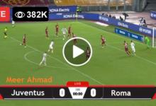 Photo of Juventus vs Roma Serie A LIVE Football Score 17/10/2021