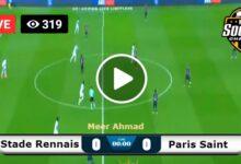 Photo of Stade Rennais vs Paris SG France Ligue 1 LIVE Football Score 03/10/2021